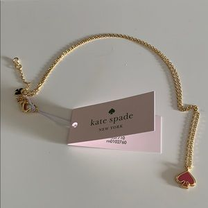 Kate Spade necklace with pendant